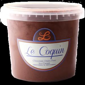 Dairy Free Chocolate Icecream Le-Coquin
