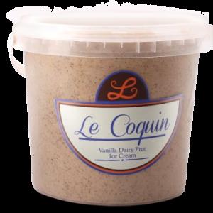 Dairy Free Vanilla Icecream Le-Coquin